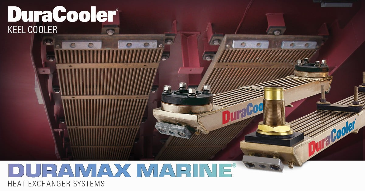Duramax Heat Exchange Systems Duracooler Ship Cooling System